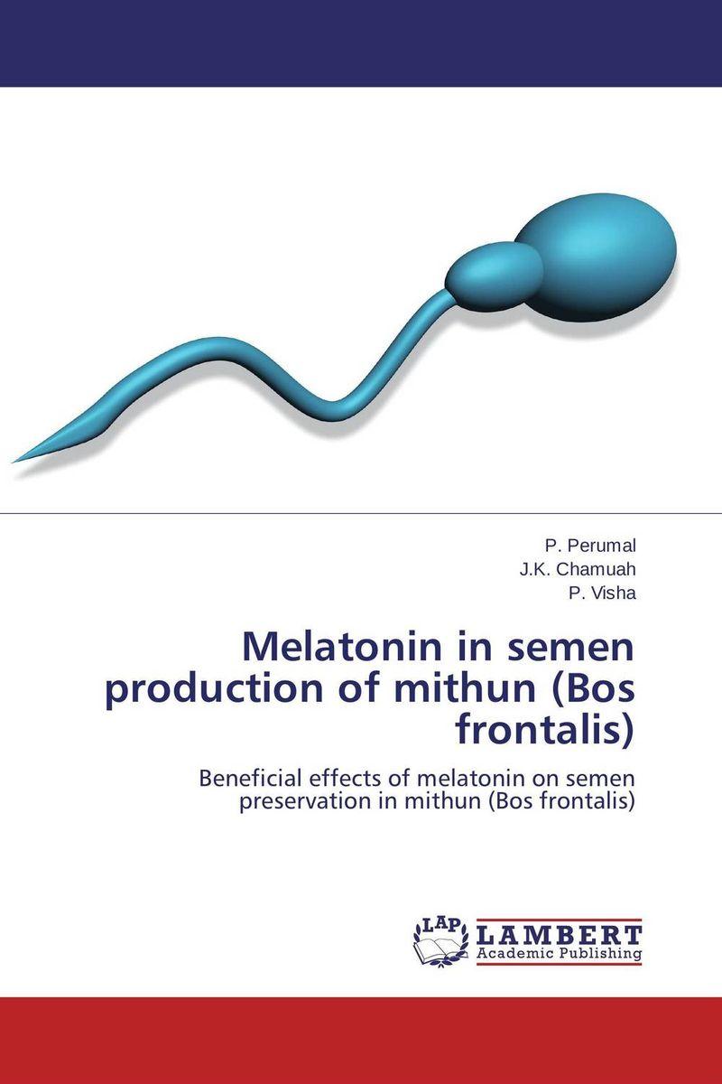 Melatonin in semen production of mithun (Bos frontalis)  1 bottle melatonin softgel melatonin soft capsule improve health anti aging protect prostate improving sleep