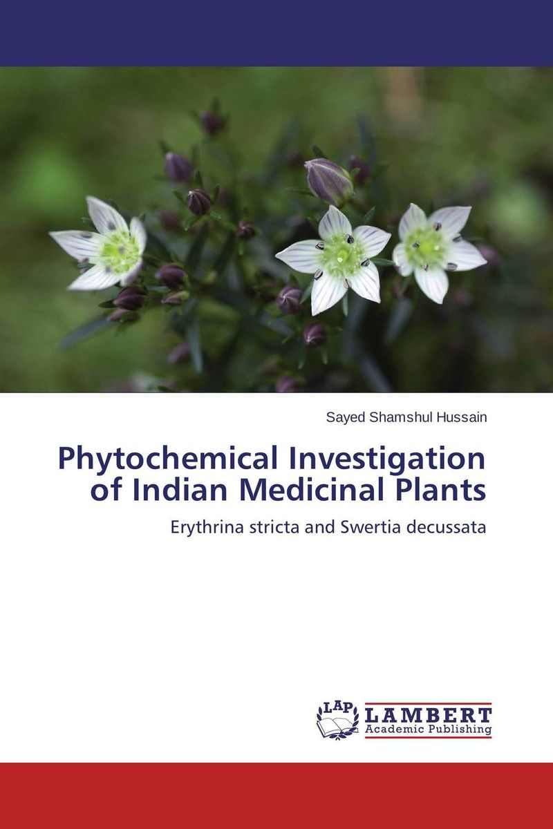 Phytochemical Investigation of Indian Medicinal Plants phytochemical investigation of the flavonoids