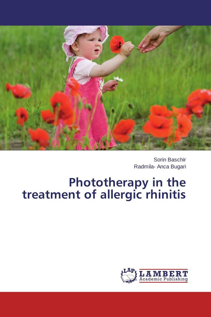 Phototherapy in the treatment of allergic rhinitis new rhinitis therapy massage hay fever low frequency pulse and laser therapy instrument rhinitis treatment instrument