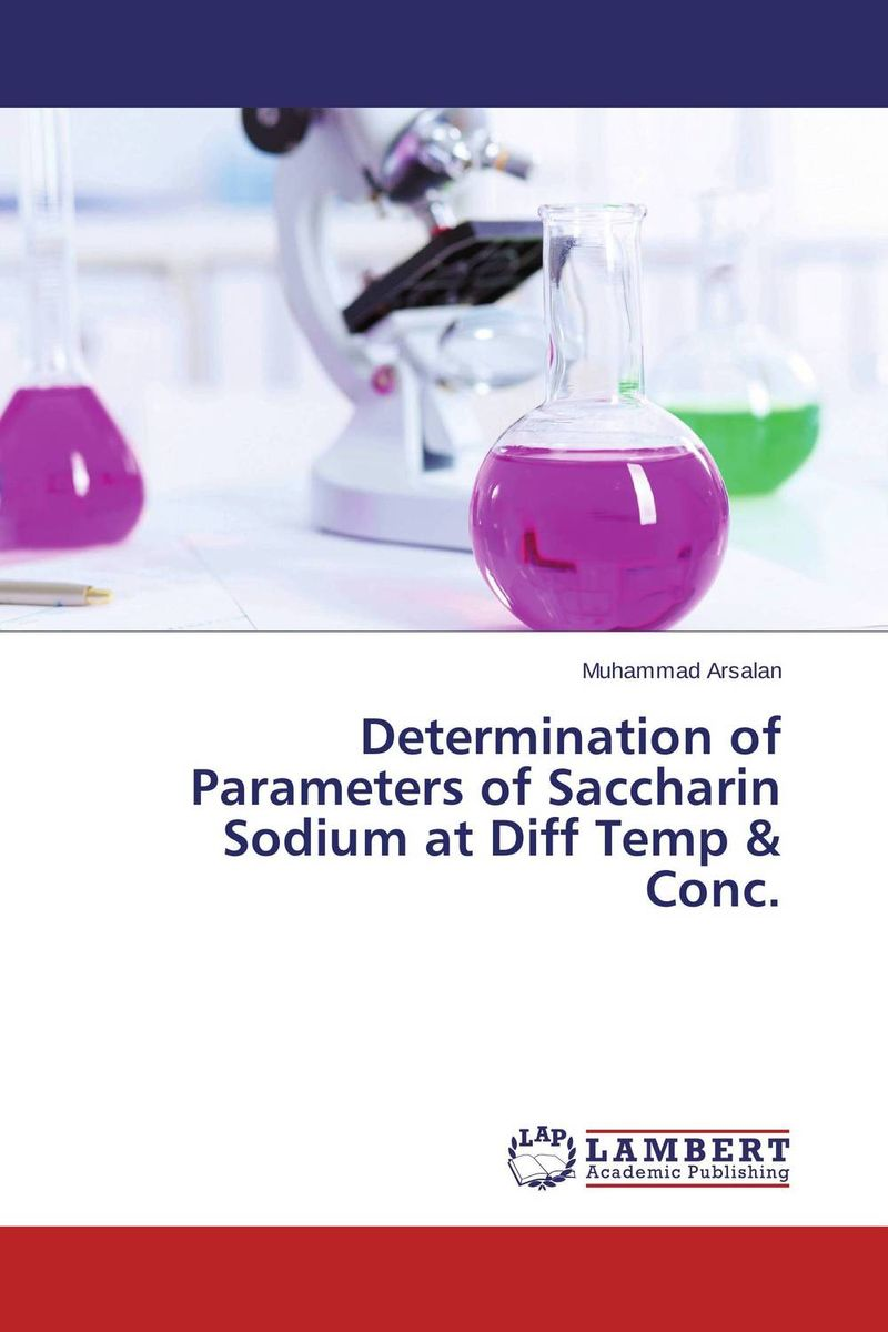 Determination of Parameters of Saccharin Sodium at Diff Temp & Conc. root and canal morphology of third molar