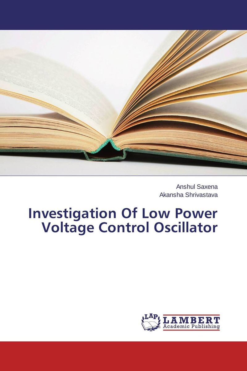 Investigation Of Low Power Voltage Control Oscillator swapna nair and m r anantharaman investigation on the nanomagnetic materials and ferrofluids