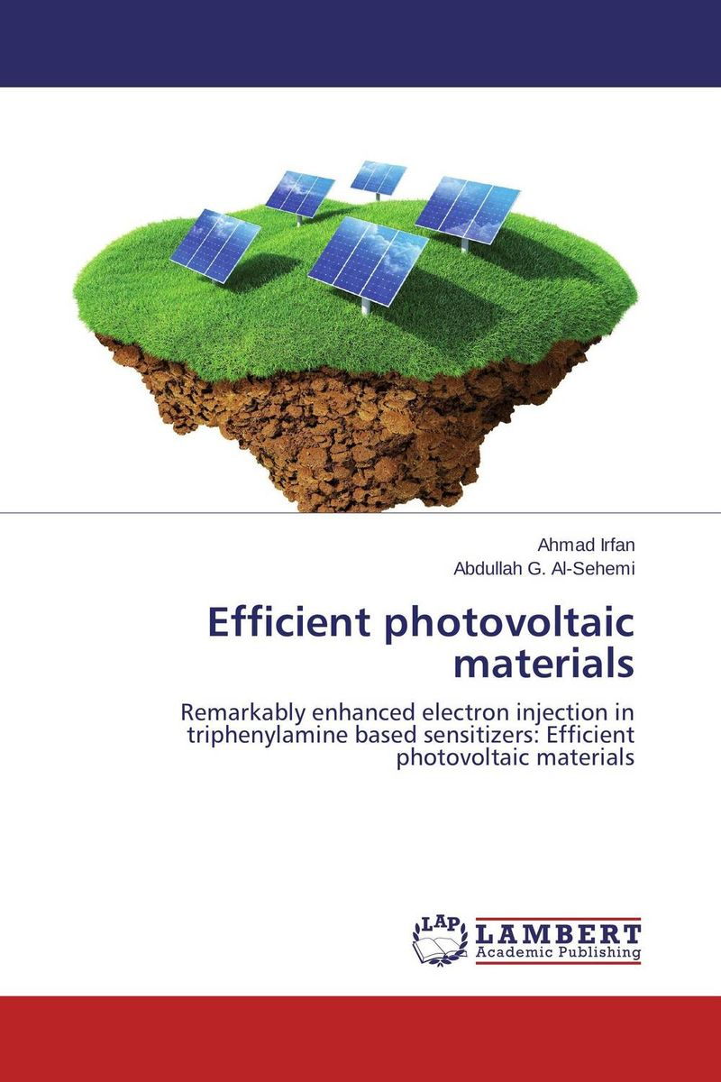Efficient photovoltaic materials lacalle daniel the energy world is flat