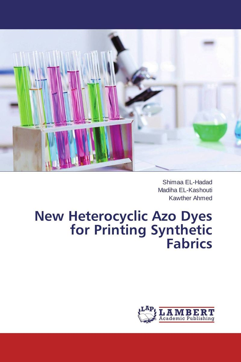 New Heterocyclic Azo Dyes for Printing Synthetic Fabrics natural dyes for textiles
