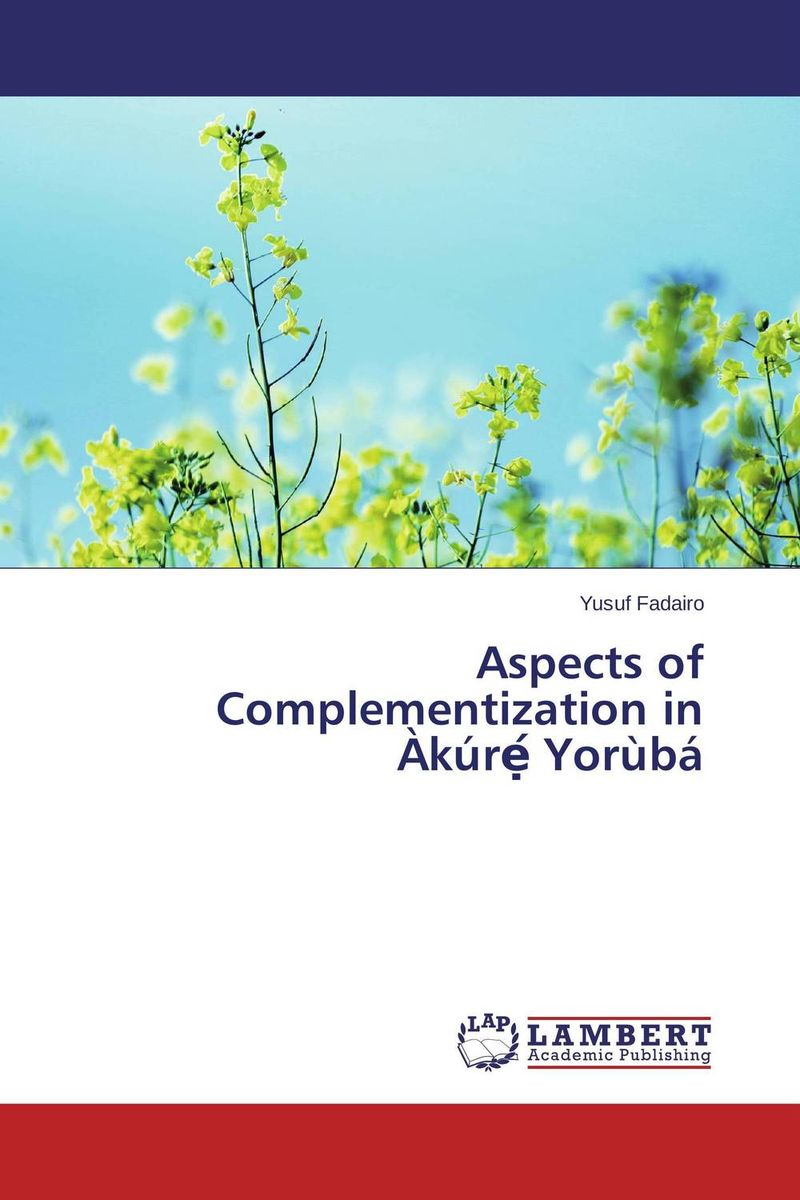 Aspects of Complementization in Akur?? Yoruba