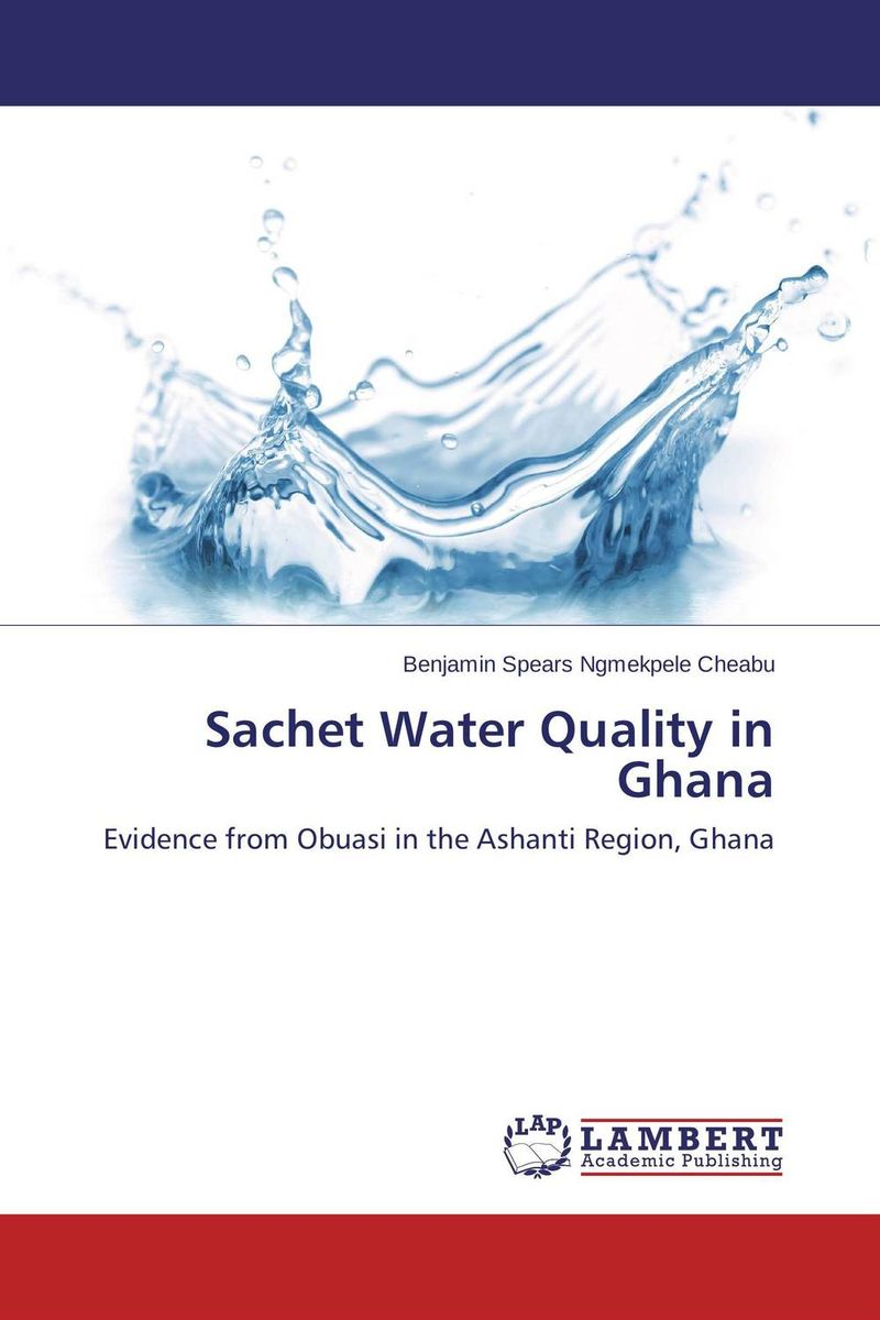 Sachet Water Quality in Ghana bride of the water god v 3