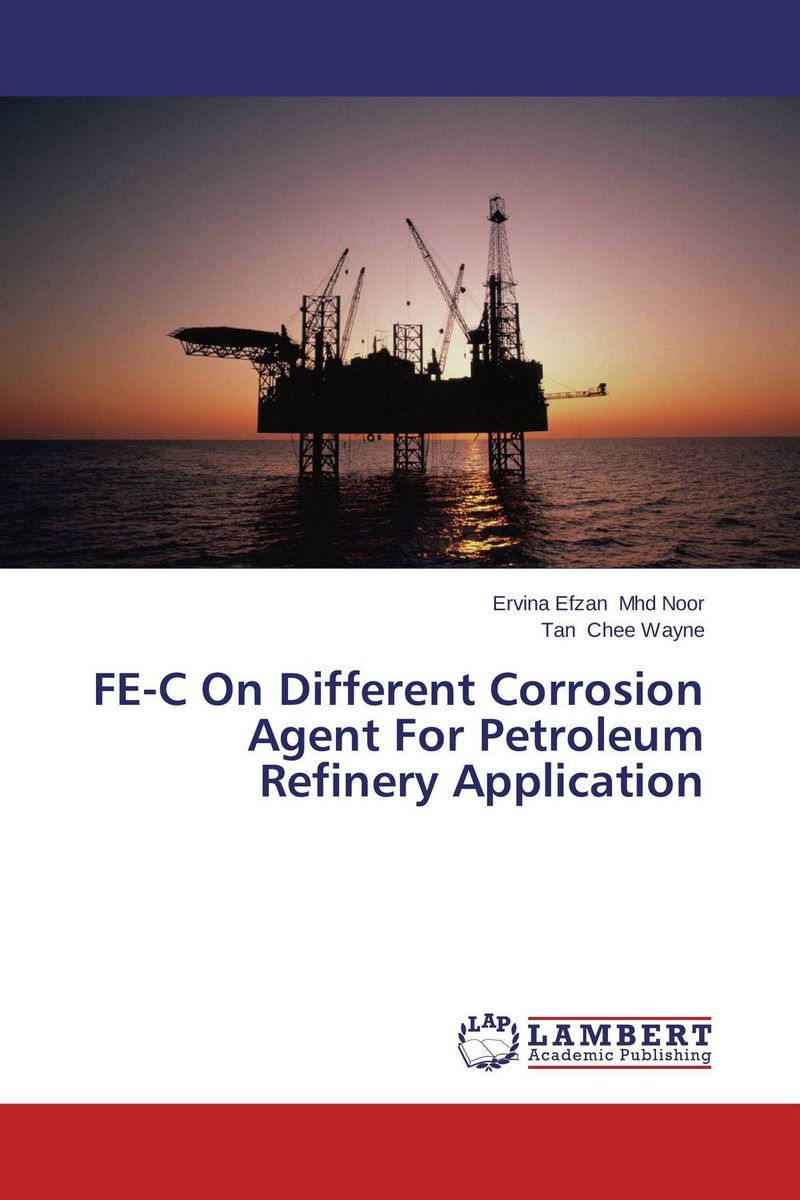 FE-C On Different Corrosion Agent For Petroleum Refinery Application the zone