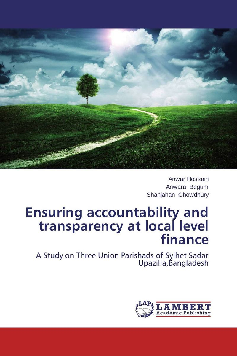 Ensuring accountability and transparency at local level finance microsimulation modeling of ict policies at firm level
