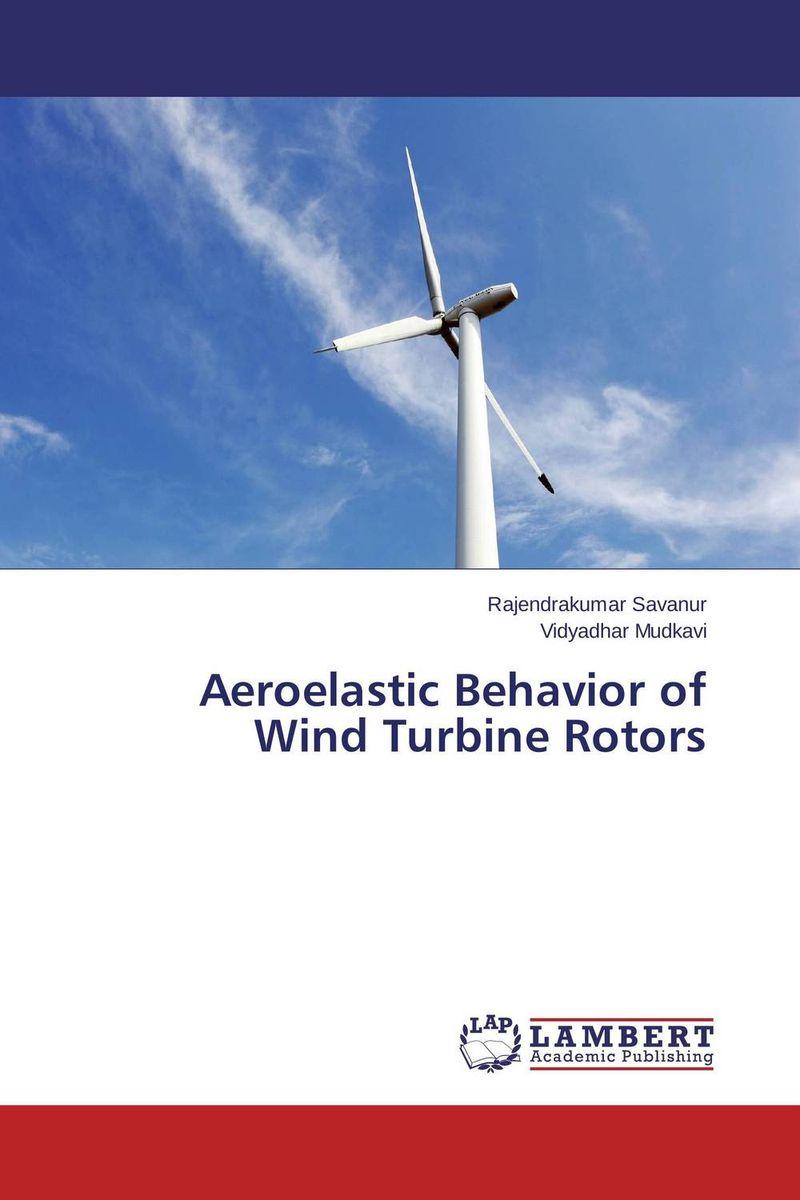 Aeroelastic Behavior of Wind Turbine Rotors wind energy tunnel and turbine