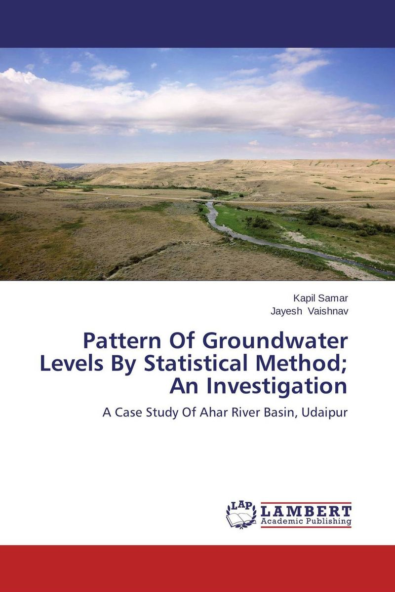 Pattern Of Groundwater Levels By Statistical Method; An Investigation