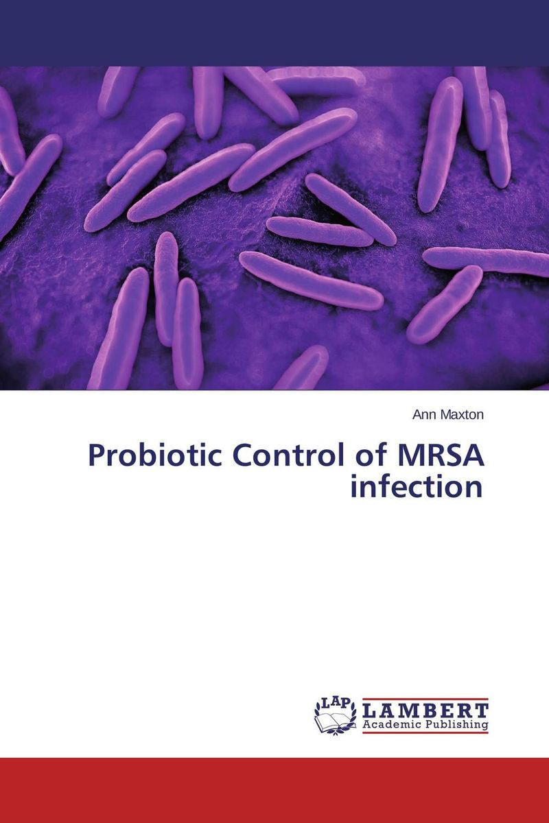 купить Probiotic Control of MRSA infection недорого