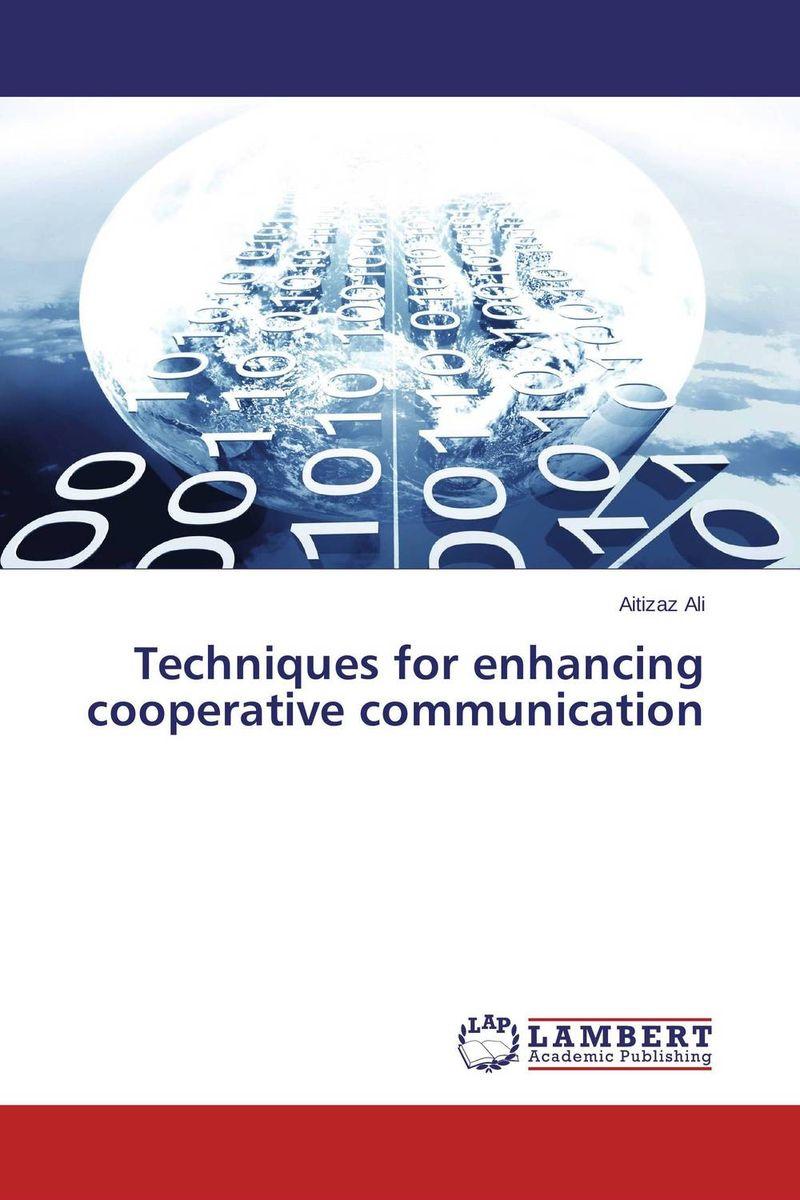 Techniques for enhancing cooperative communication marital communication