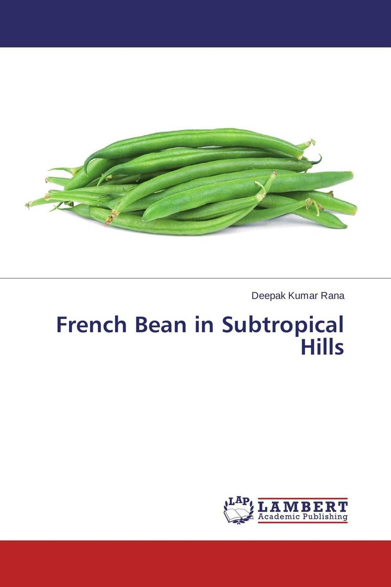 French Bean in Subtropical Hills струбцина bessey be sc150