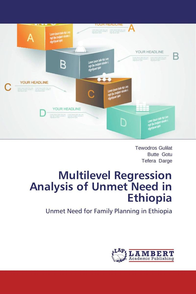 Multilevel Regression Analysis of Unmet Need in Ethiopia logistic management