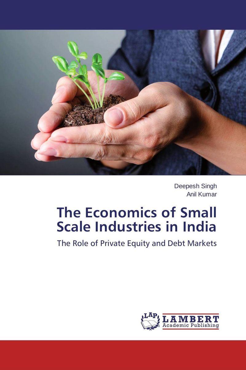 The Economics of Small Scale Industries in India майка классическая printio sadhus of india