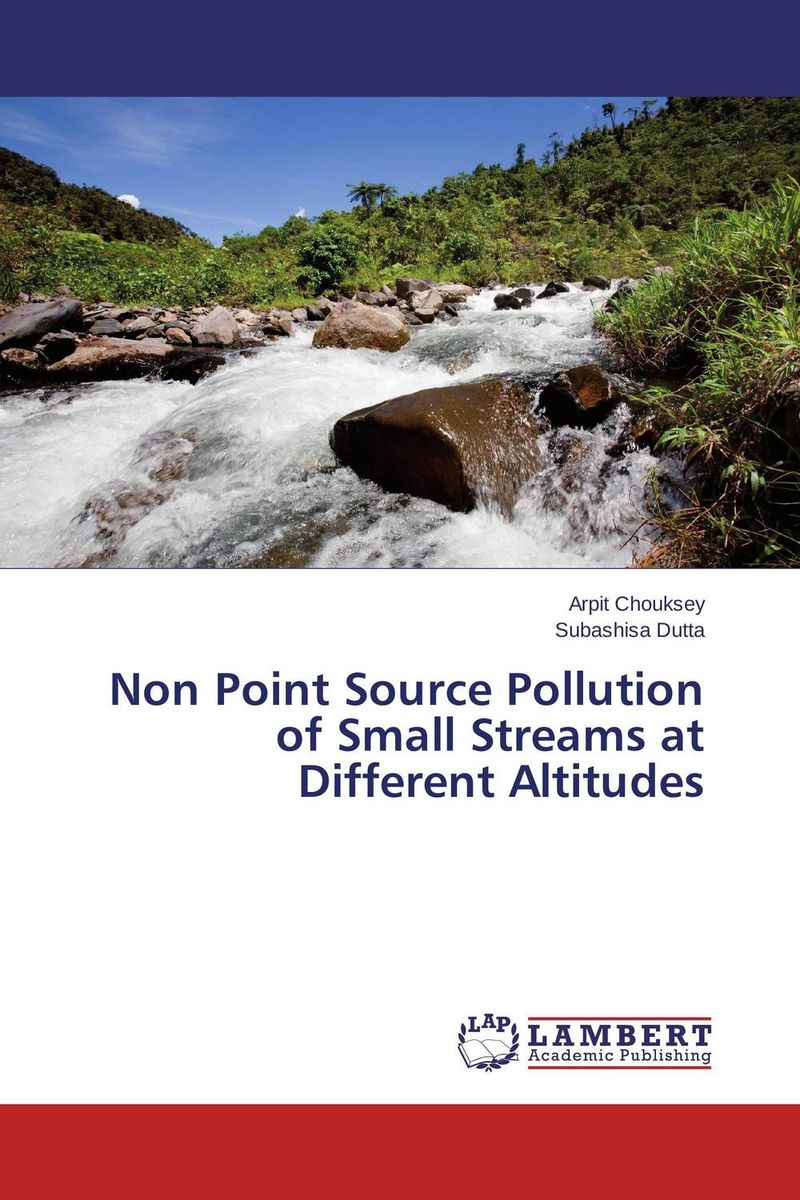Non Point Source Pollution of Small Streams at Different Altitudes streams of stream classifications