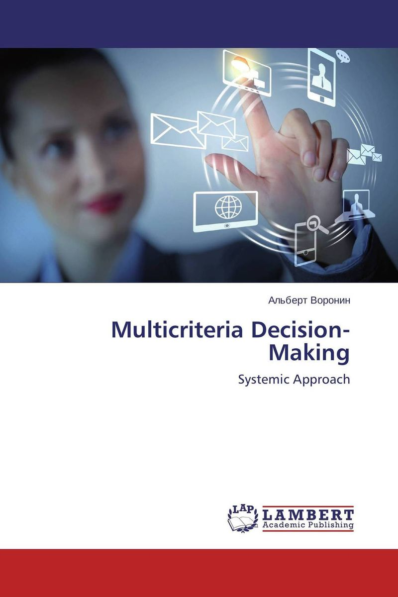 Multicriteria Decision-Making practical global optimization computing methods in molecular modelling