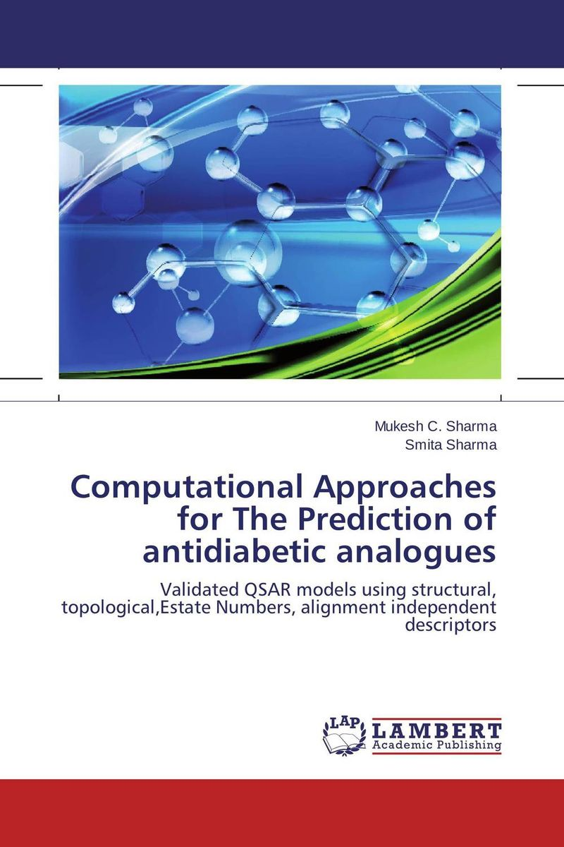 где купить Computational Approaches for The Prediction of antidiabetic analogues по лучшей цене