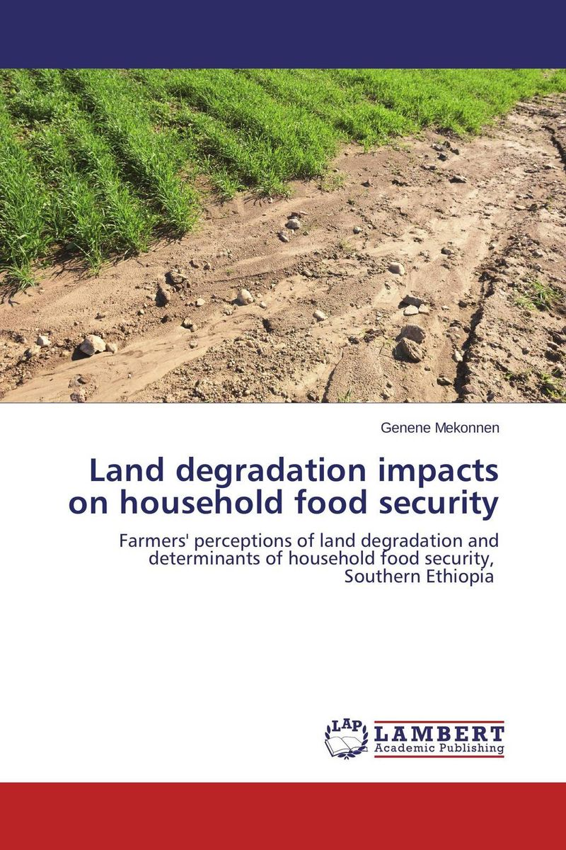 Land degradation impacts on household food security agatha daniel and charles olungah women s indigenous knowledge in household food security