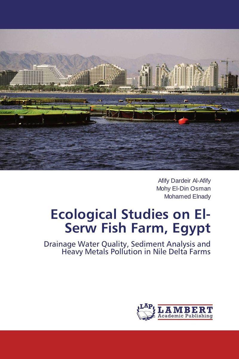 Ecological Studies on El-Serw Fish Farm, Egypt tamer el moghazy ahmad mahmoud abd el halem el gamal and amel gaber salem effect of some postharvest treatments on spear and peppermint herbs
