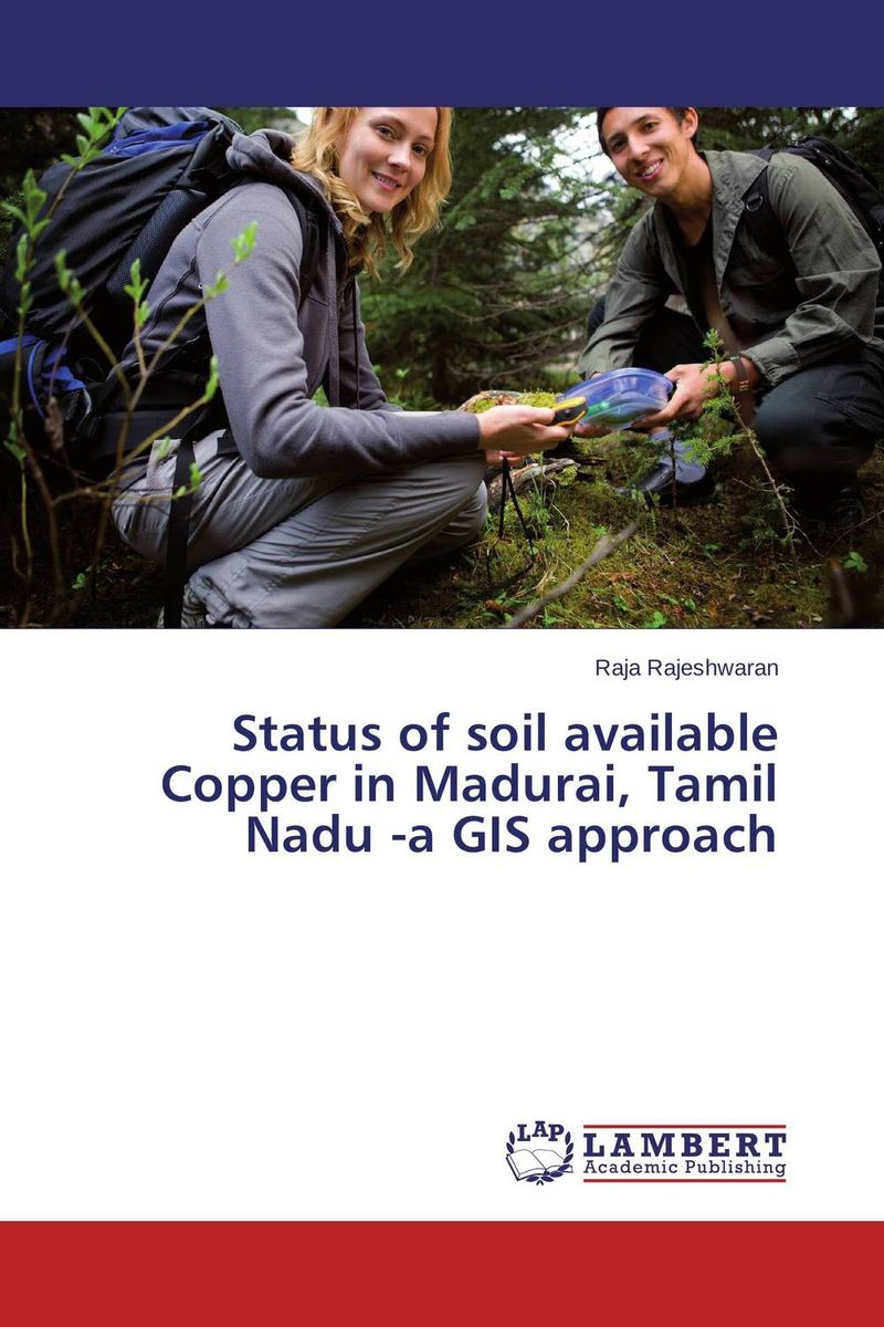 Zakazat.ru Status of soil available Copper in Madurai, Tamil Nadu -a GIS approach