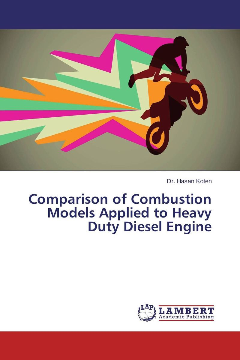 Comparison of Combustion Models Applied to Heavy Duty Diesel Engine