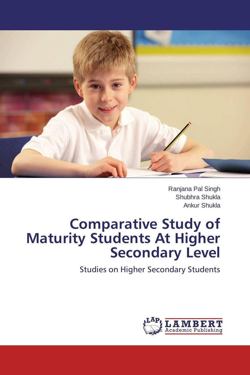 Comparative Study of Maturity Students At Higher Secondary Level english language at secondary education in bangladesh