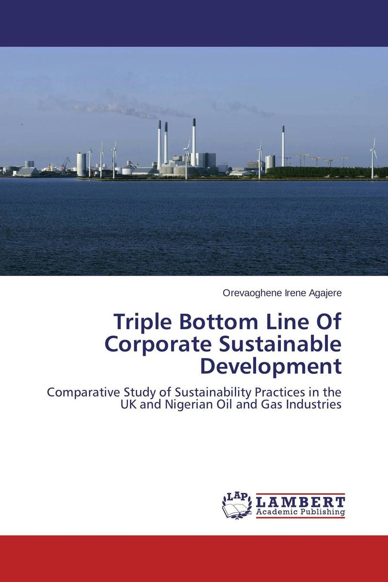 Triple Bottom Line Of Corporate Sustainable Development emerging issues on sustainable urban development