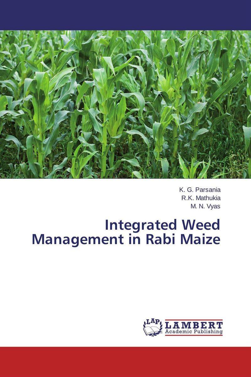 Integrated Weed Management in Rabi Maize