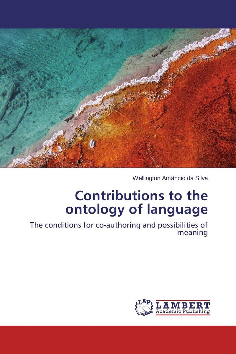 Contributions to the ontology of language купить