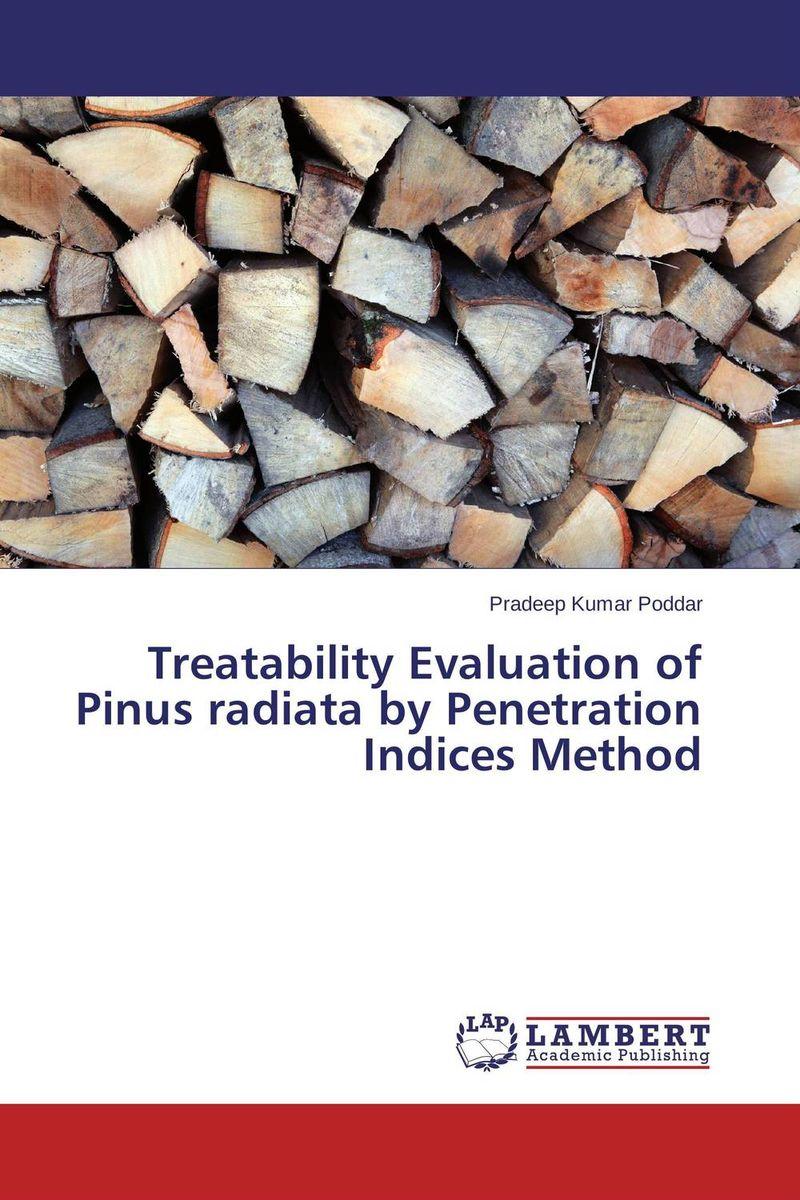 Treatability Evaluation of Pinus radiata by Penetration Indices Method evaluation of pile failure mechanism by piv method