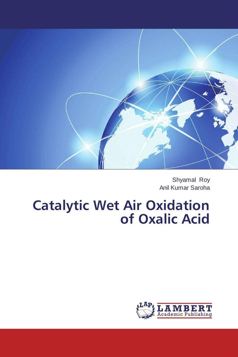 Catalytic Wet Air Oxidation of Oxalic Acid pranjal saikia and benjaram m reddy ceria based nano catalysts