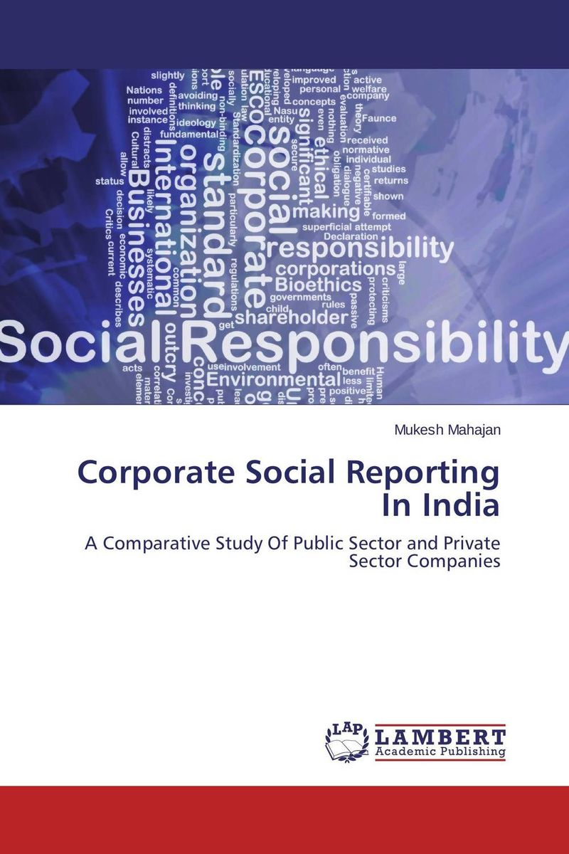 Corporate Social Reporting In India corporate governance and firm value