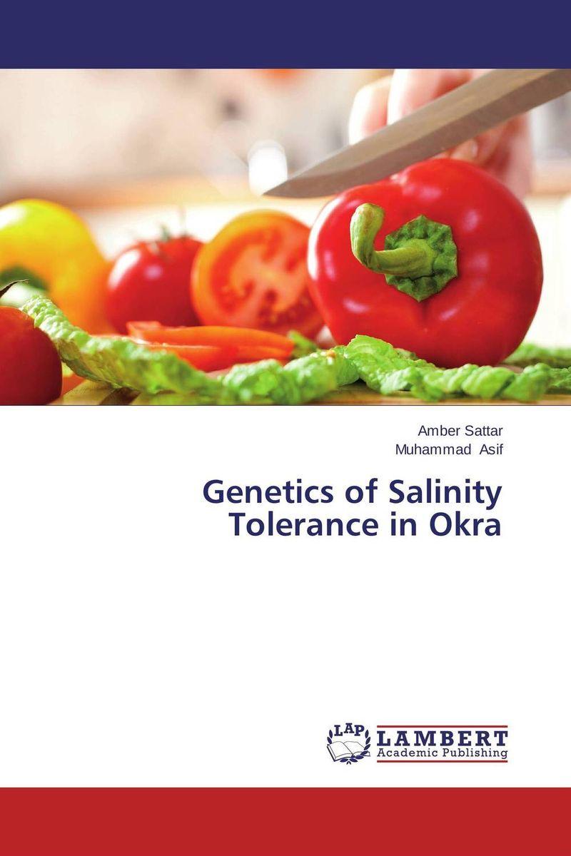 Genetics of Salinity Tolerance in Okra usha rani m uma jyothi k and syam sundar reddy p study on effect of growth regulators and micronutrients on okra growth and yield of okra