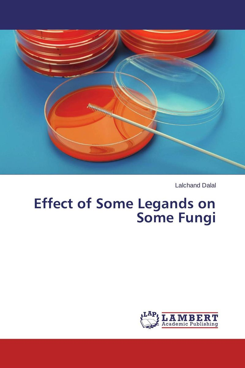 Effect of Some Legands on Some Fungi pharmaceuticals