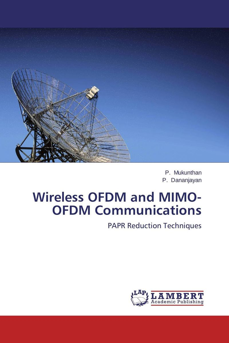 Wireless OFDM and MIMO-OFDM Communications interference cancellation methods in mimo ofdm systems