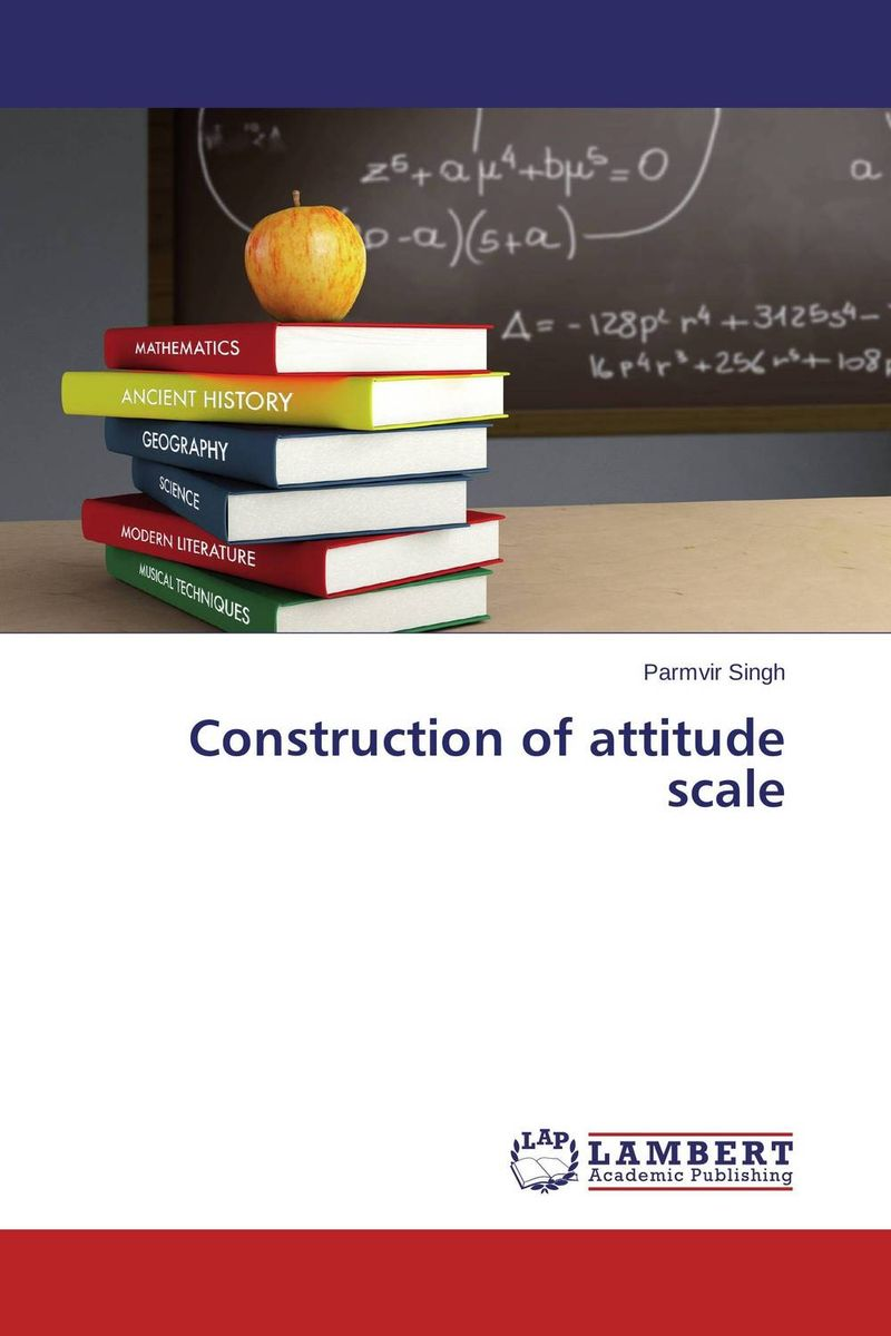 Construction of attitude scale the construction of online automated students matching system