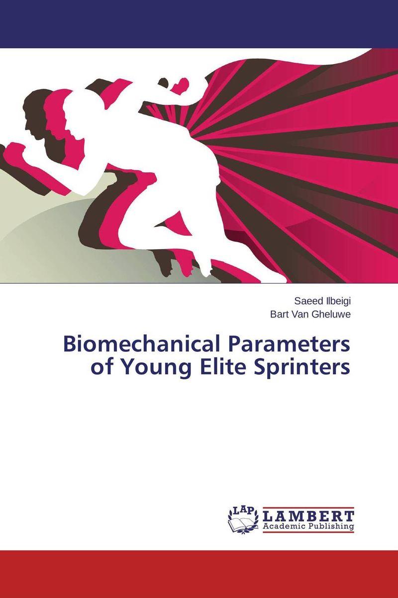 Biomechanical Parameters of Young Elite Sprinters kinematics