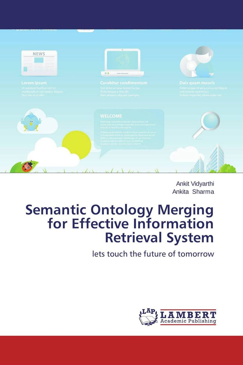 Semantic Ontology Merging for Effective Information Retrieval System web based project information system