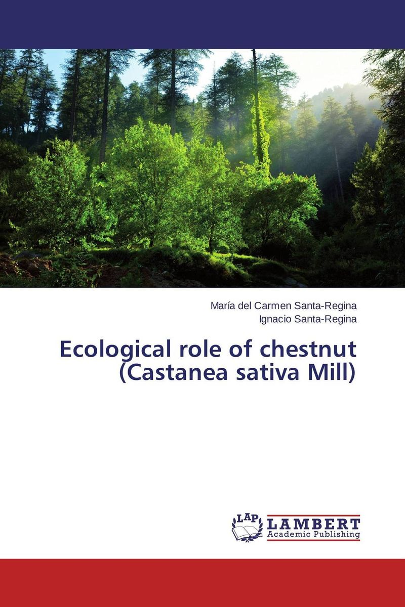 Ecological role of chestnut (Castanea sativa Mill) the role of evaluation as a mechanism for advancing principal practice