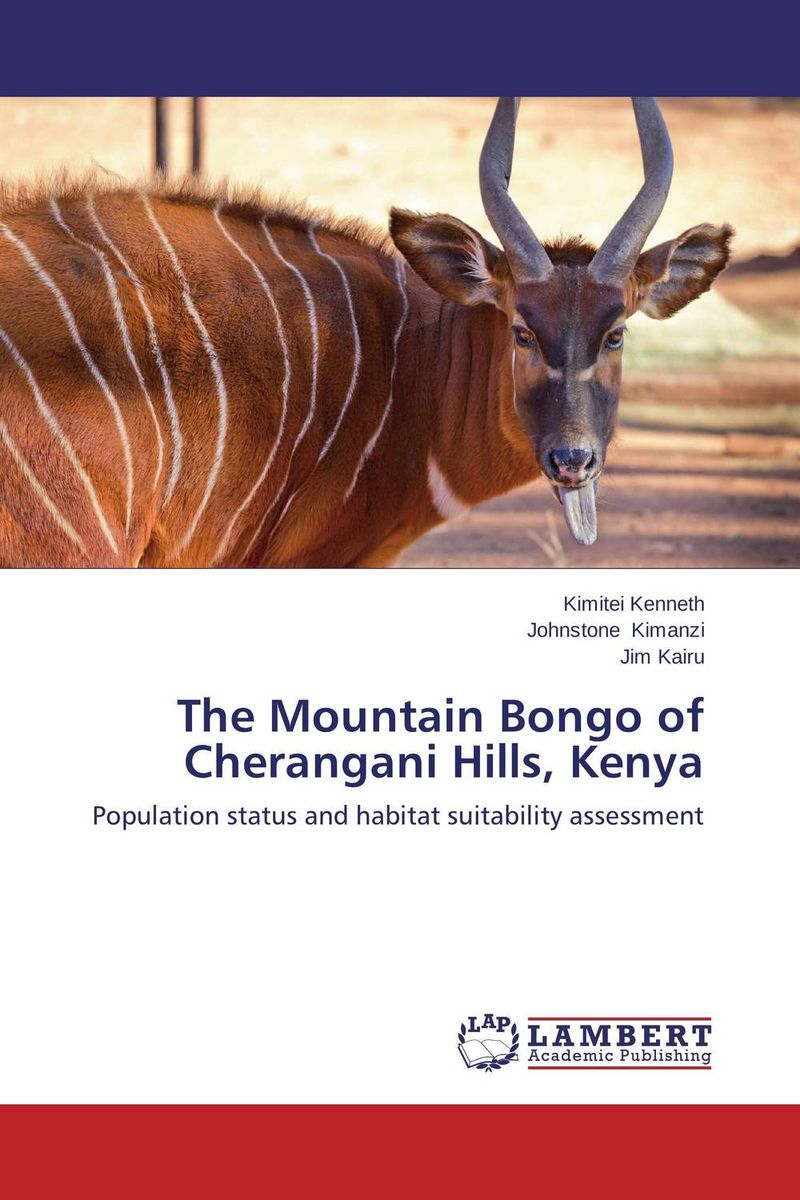 The Mountain Bongo of Cherangani Hills, Kenya бокорез three mountain in japan sn130 3 peaks
