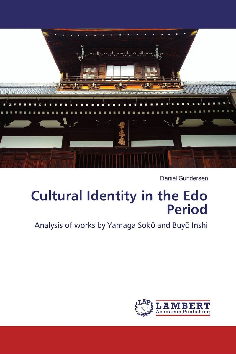 Cultural Identity in the Edo Period who thought this was a good idea