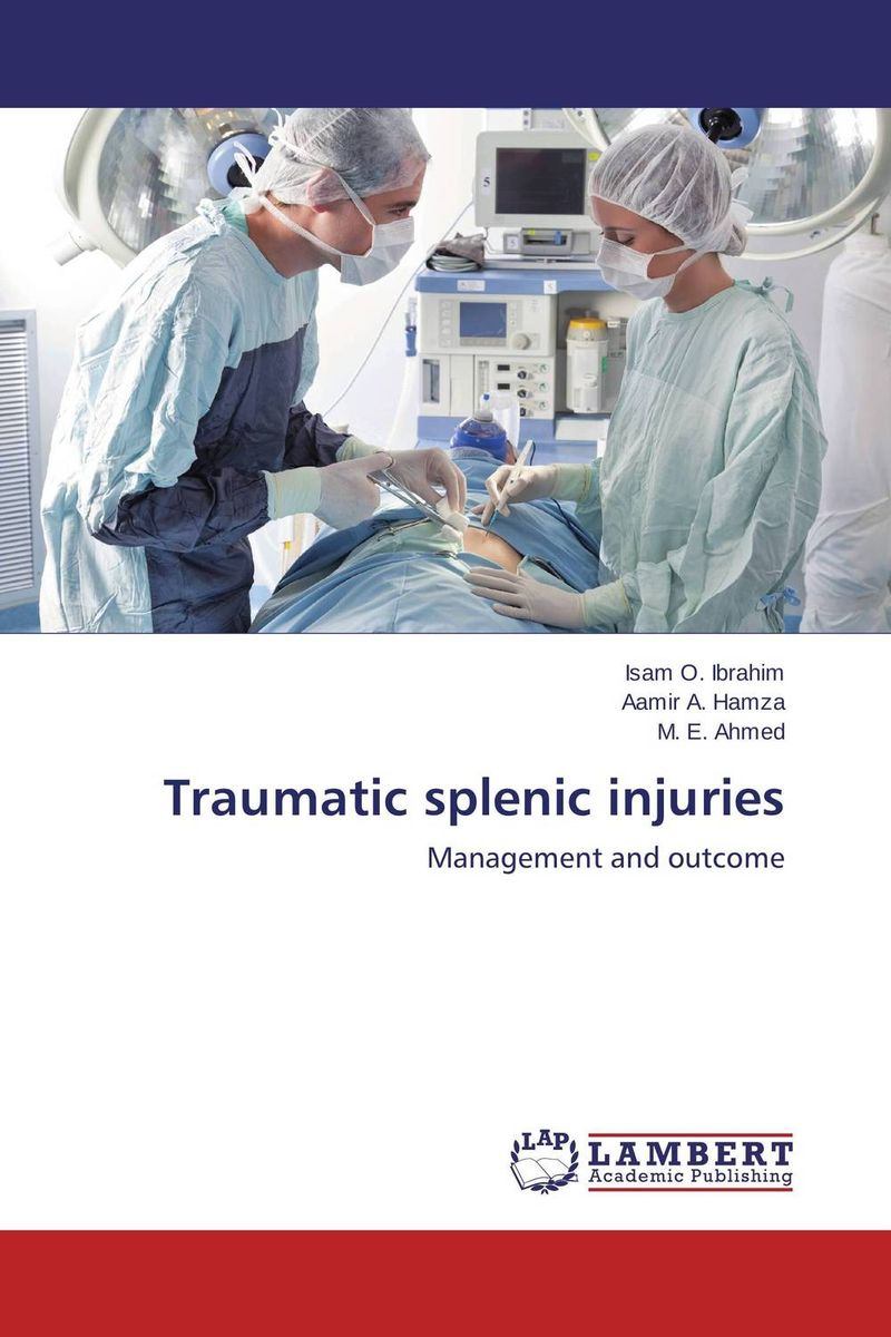 Traumatic splenic injuries 400