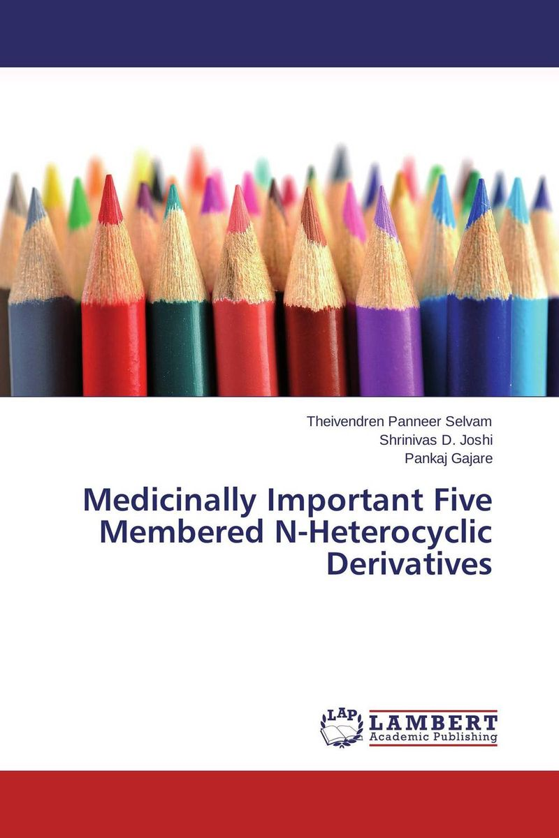 Medicinally Important Five Membered N-Heterocyclic Derivatives studies on two medicinally important plants