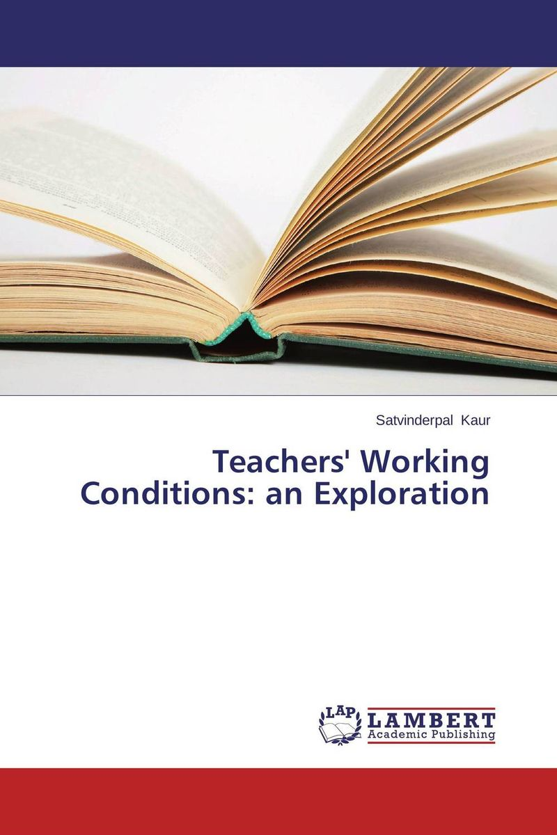 Teachers' Working Conditions: an Exploration working guide to reservoir exploration and appraisal