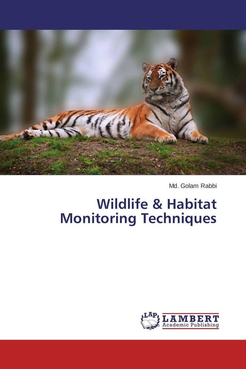 Wildlife & Habitat Monitoring Techniques training of field functionaries