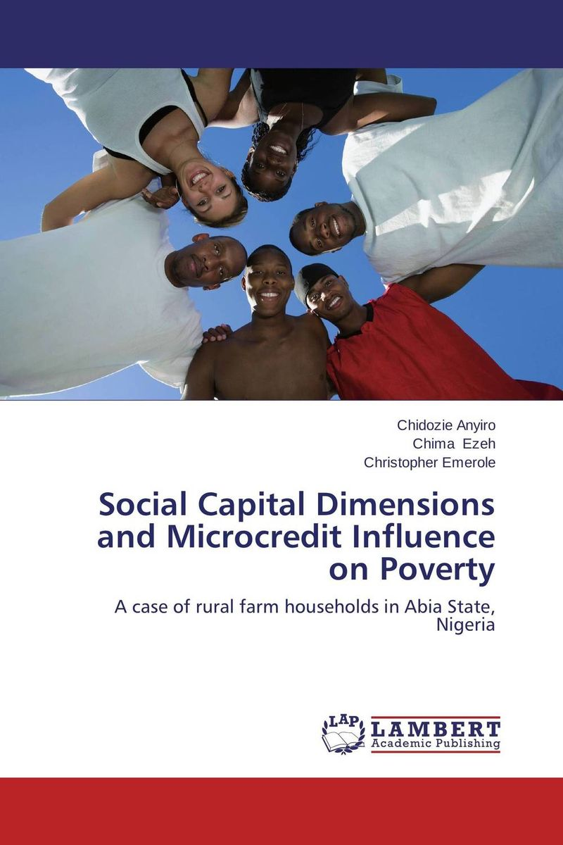 Social Capital Dimensions and Microcredit Influence on Poverty new forms of social capital of rural areas