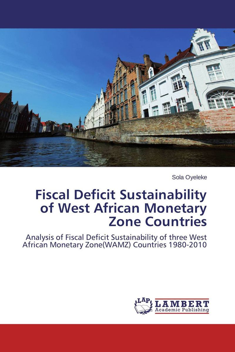 Fiscal Deficit Sustainability of West African Monetary Zone Countries viruses infecting yam in ghana togo and benin in west africa