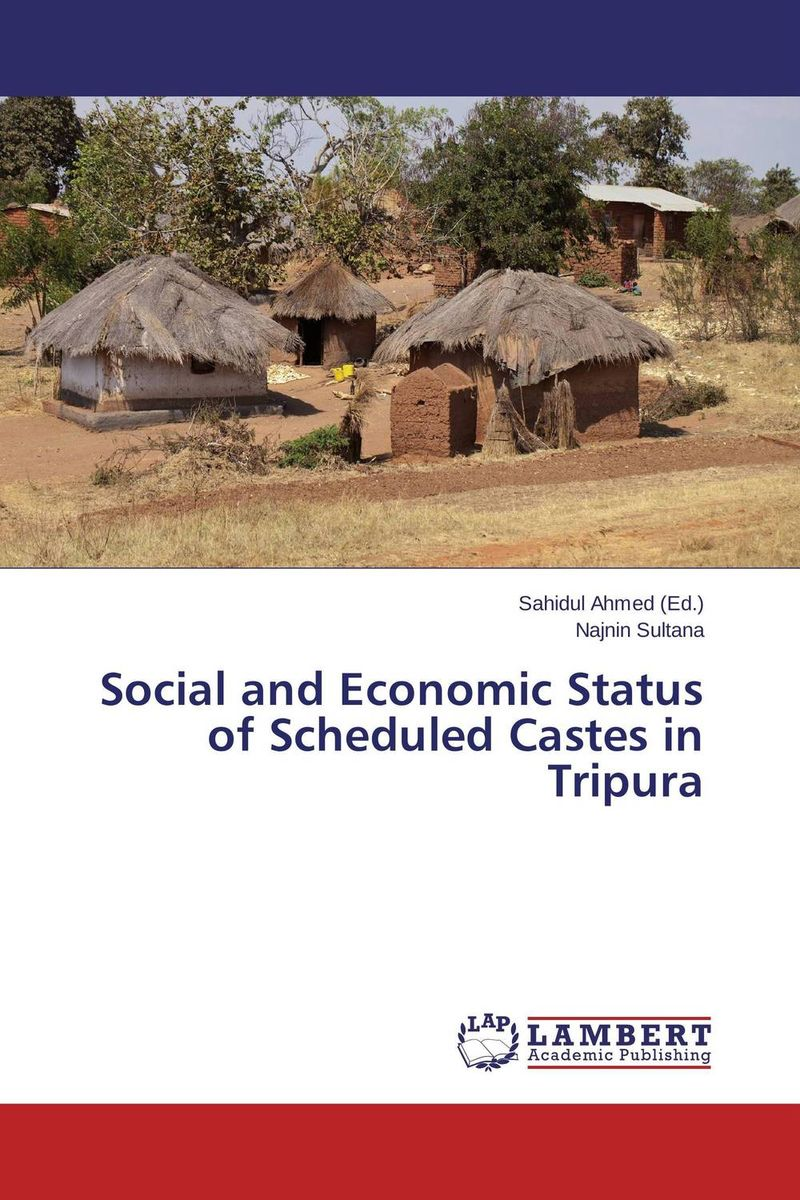 Social and Economic Status of Scheduled Castes in Tripura аксессуары для скрипок other 2015 1 8 1 4 1 2 3 4 4 4 445