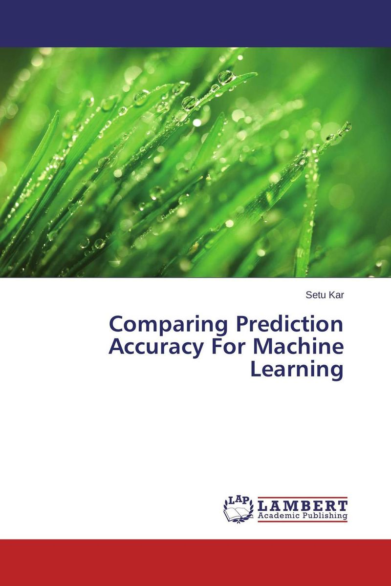 Comparing Prediction Accuracy For Machine Learning behzad oskooi and saeed rahati quchani improving medical data classification accuracy using ensemble methods