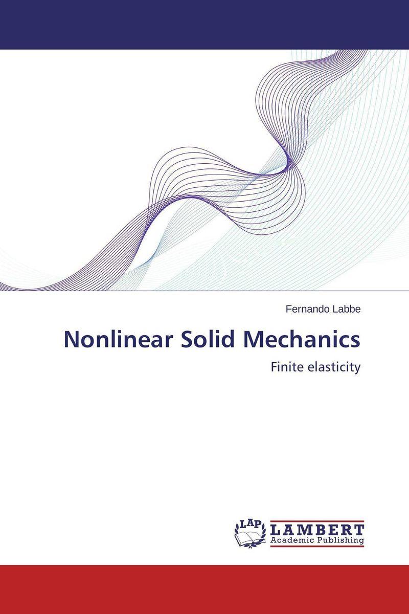 Nonlinear Solid Mechanics amitava choudhuri nonlinear evolution equations